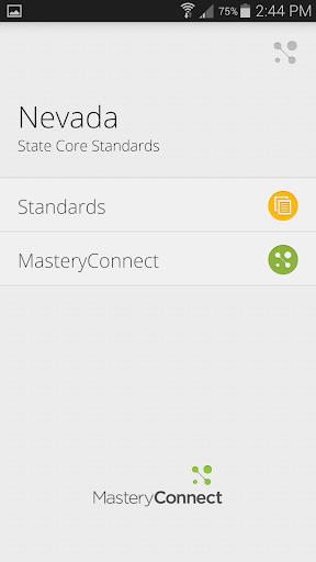 Nevada State Core Standards