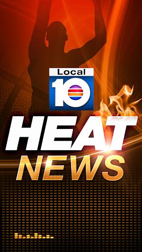 Local 10 Heat News