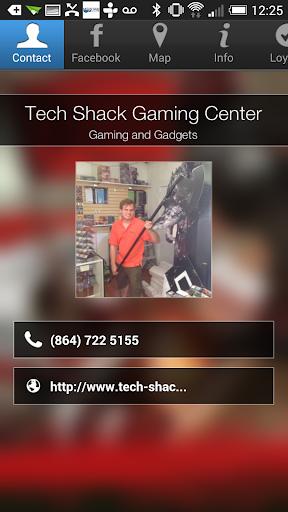 Tech Shack Gaming Center