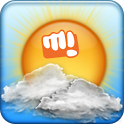 miWeather icon