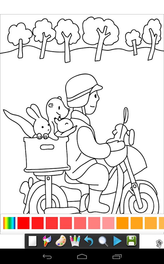Kids Coloring Book Box  Android Apps on Google Play