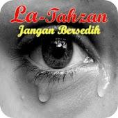 La-Tahzan (Jangan Bersedih)