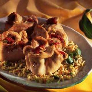 Chicken & Rice Bundles.
