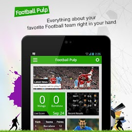 Football Pulp - Watch it Live! Screenshot 17