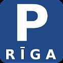 RigaParking logo