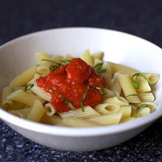 Fresh Tomato Sauce.