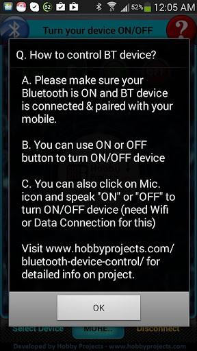 【免費通訊App】Bluetooth Relay ON/OFF Project-APP點子