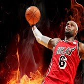 LeBron James HD Live Wallpaper