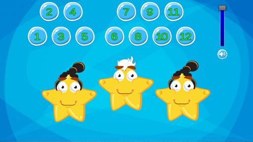 Musical Starfishes