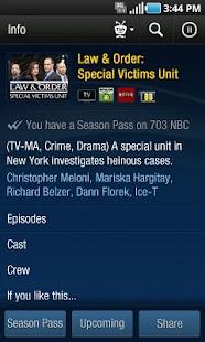TiVo - screenshot thumbnail