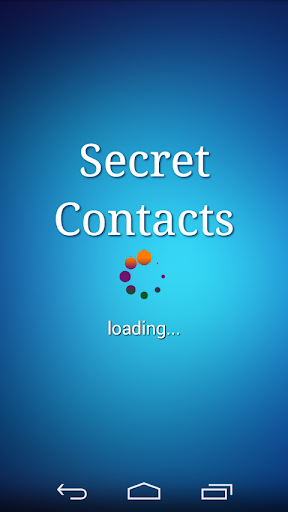 Secured Contacts