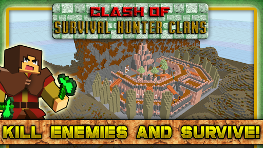 Clash Of Survival Hunter Clans