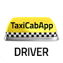 TaxiCab Driver App icon