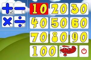 Screenshot of 1+1 Math for Kids