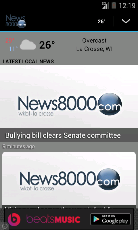 News8000 - screenshot