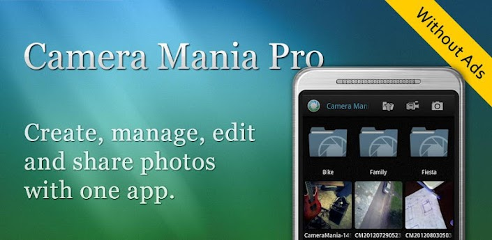 Camera Mania Pro (No Ads)