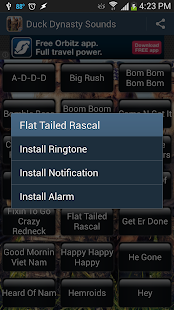 Duck Dynasty Ringtones FREE - screenshot thumbnail