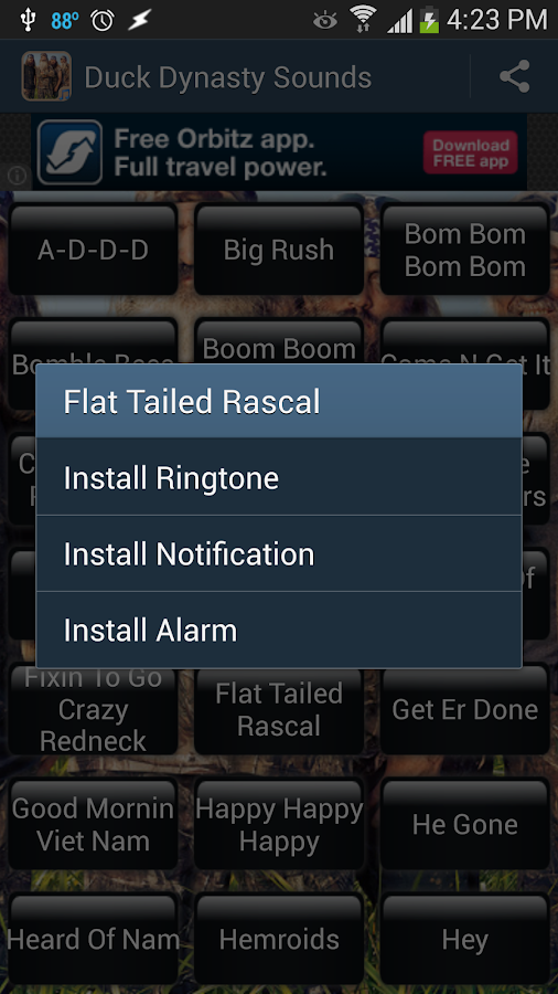 Duck Dynasty Ringtones FREE - screenshot