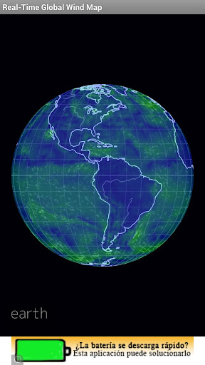 Real-Time Global Wind Map