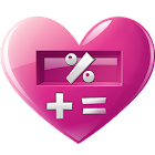 Calculadora Do Amor-Par Teste icon