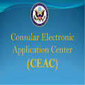 CEAC Immigration Status icon