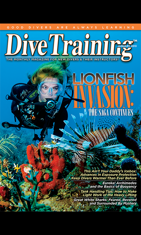 Dive training magazine android apps on google play - Dive training magazine ...