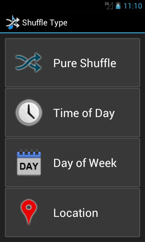 Media Shuffle- screenshot