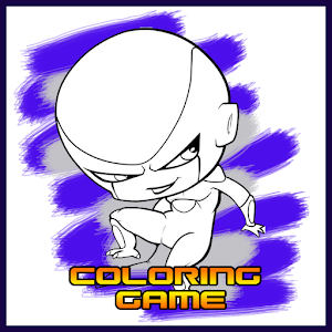 Super Z Coloring Game for PC and MAC