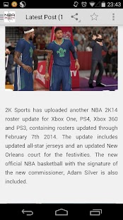 NBA2K4LIFE - screenshot thumbnail