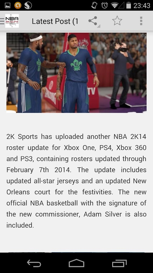 NBA2K4LIFE - screenshot