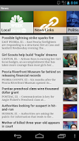 Screenshot of CINewsNow Peoria