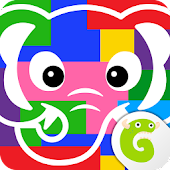 Gocco Zoo Lite - Paint & Play
