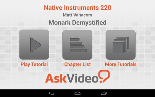 NI 220 - Monark Demystified
