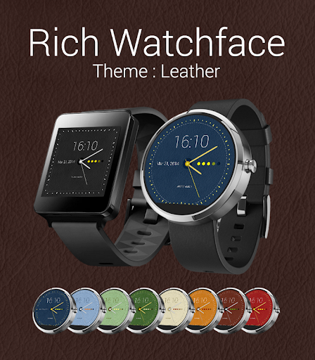 RichWatchface-TL Android Wear