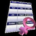 4Her Menstrual Calendar icon