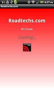 Roadtechs.com - screenshot thumbnail