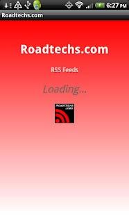 Roadtechs.com - screenshot thumbnail