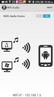 WiFi Audio Wireless Speaker