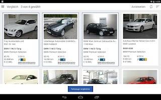 Screenshot of BMWBörse.at