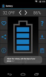 Battery-Alert Screenshot 3