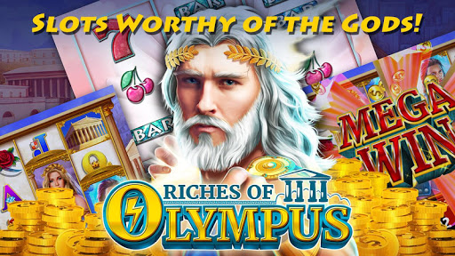 【免費博奕App】Slots – Riches of Olympus-APP點子