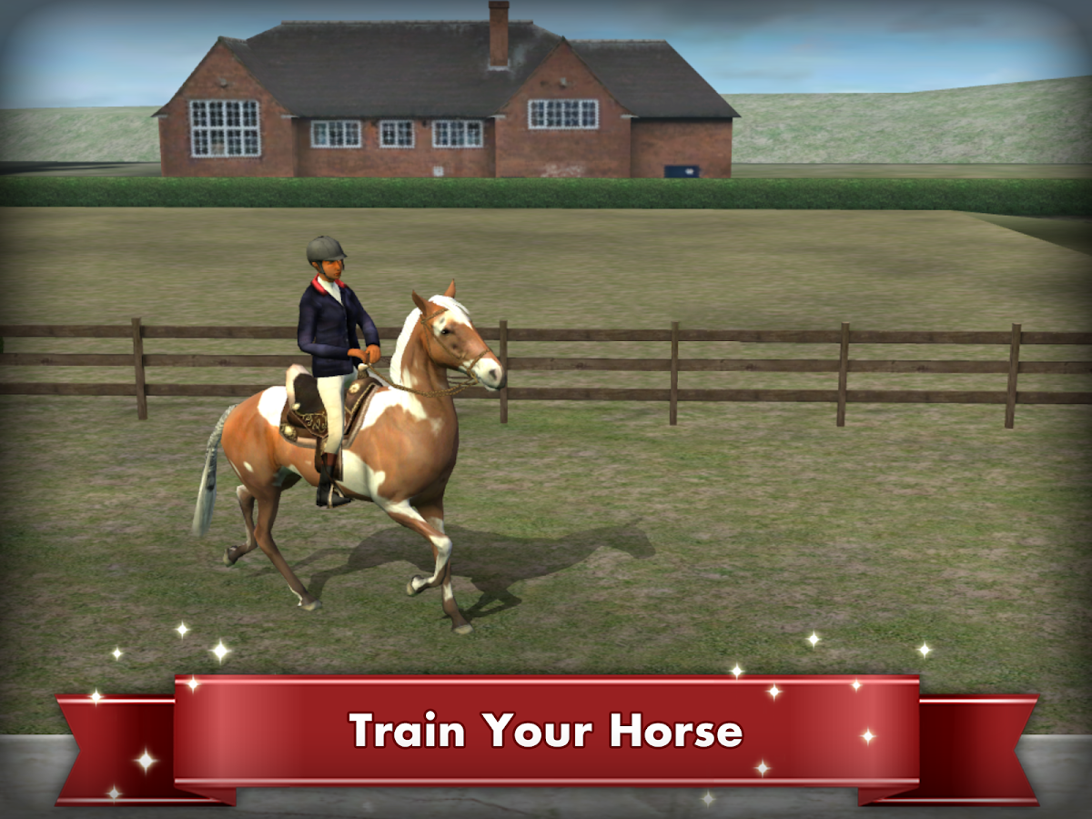 Screenshots of My Horse for iPhone