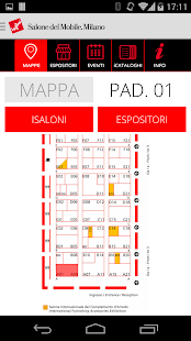 Salone del Mobile Milano 2014 - screenshot thumbnail