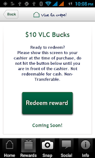 ViveLaCrepe- screenshot thumbnail