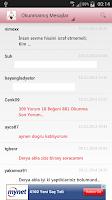 Screenshot of Derya Abla Ücretsiz Kahve Falı