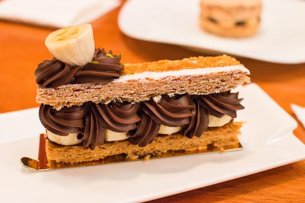 Leslie pâtisserie & bistro 雷斯理法式甜點小館