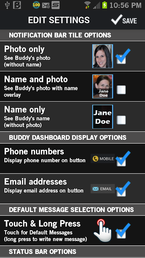 BuddyBuzzer™ 6-Pack - screenshot