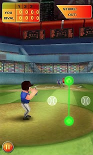 Baseball Hero- screenshot thumbnail