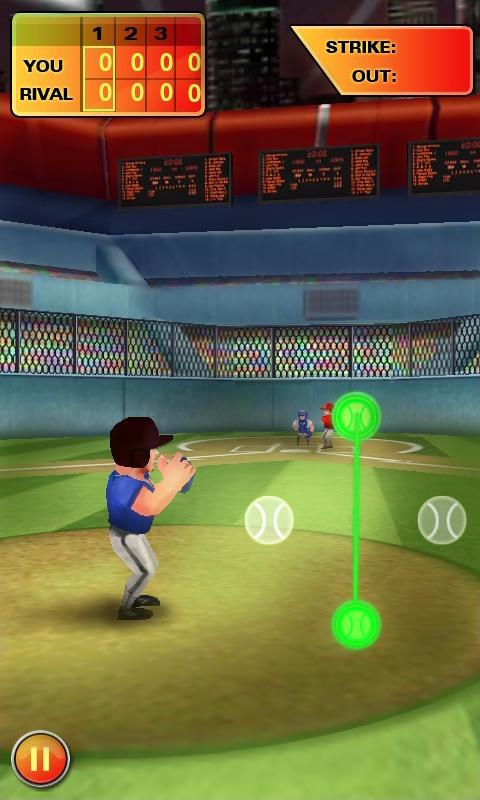 Baseball Hero- screenshot