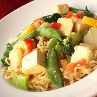Tofu Lo-mein